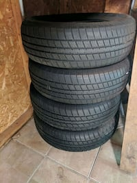 Caravan four tires used summer Laval, H7M