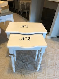 Nesting tables  Saanich, V8Y 3G1