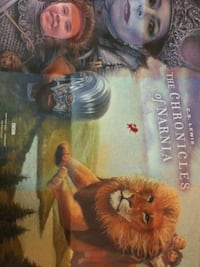 BBC The Chronicles of Narnia The Lion Witch n the Wardrobe dvd/poster