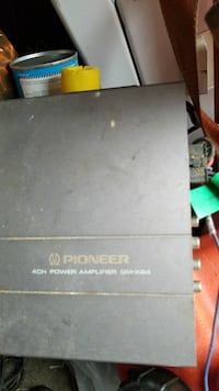 Pioneer gm-x84 power 35 amplifier Red Lion, 17356