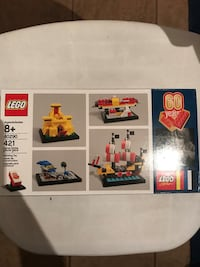 SELLING BRAND NEW 60 YEARS OF THE LEGO BRICK SET 40290! Toronto, M6E 1T1