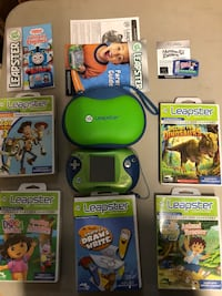 LeapFrog Leapster plus games & accessories Aliquippa, 15001