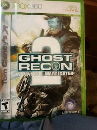 Xbox 360 Ghost Recon  Waterloo, N2L 5S7