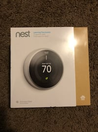 Nest Learning Thermostat 3rd Generation Upper Marlboro, 20772