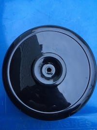 HARLEY DAVIDSON GLOSS BLACK AIR CLEANER COVER