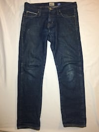 Naked & Famous Denim Men's 33x30 Vancouver, V6A