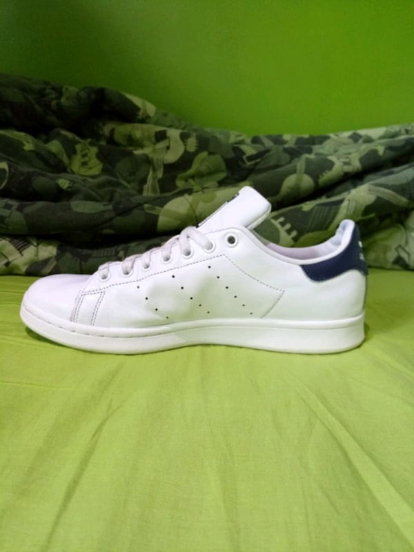 USED Adidas Stan Smith Navy Blue (Mens) 15337ee6-7c17-41aa-a92d-0a815f5e0040