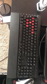 Corsair gaming keyboard  Ashburn, 20147