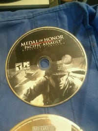 Medal of honor Pacific assault directors edition  Jamestown, 14701
