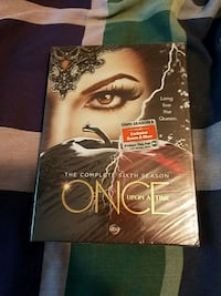 Once Upon a Time DVD Stafford, 22556