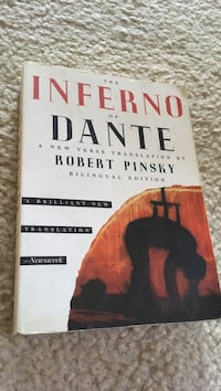Dantes Inferno (with  written annotations Spring, 77379