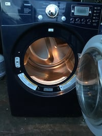 Gas dryer LG