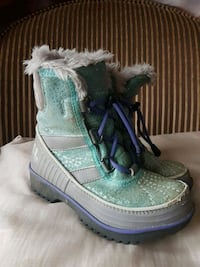 Girls Sorel boots sz 12 Saint Thomas, N5P 4L7