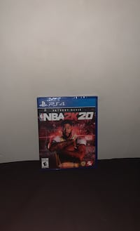 NBA 2k20 (I have two new ones of anyone wants two)