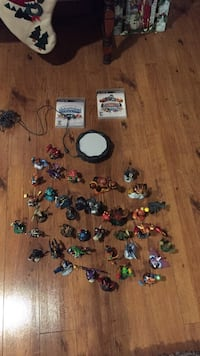 Massive ps3 sky landers bundle  Surrey, V3S 4G2