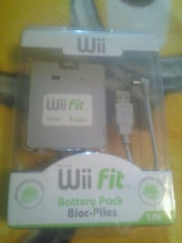 Wii FIT BATTERY PACK (NEW) Brownsville, N0L 1C0