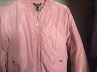 Pink zip-up jacket Toronto, M9C
