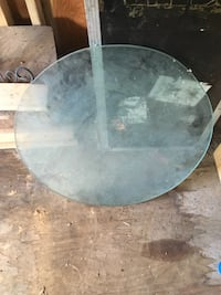 Round sheet of glass Frederick, 21703