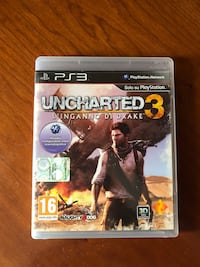 Uncharted 3 per PS3 Campobasso, 86100
