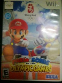 Wii Mario and sonic at the Olympic games  Bronx, 10452