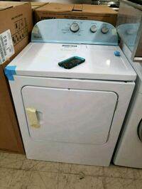 Whirlpool white front-load clothes DRYER  Toronto, M9L 2V1