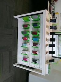white and green wooden cabinet Stephens City, 22655