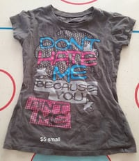 size small ~ don't hate me because you ain't me Martinsburg, WV, USA