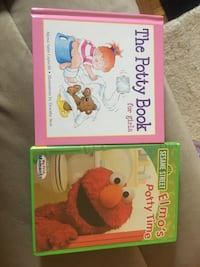 Potty ttaining. Book and DVD. Smoke free home. Pick up Port Hope Port Hope, L1A 3Z8