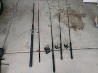 Rods and reels San Marcos, 92078