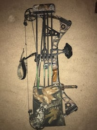 Black and brown compound bow Alexandria, 22306