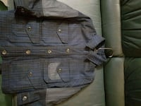 gray and black button-up jacket Brampton, L6S 2L7