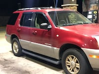Mercury - Mountaineer - 2002 Bristow, 20136