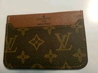 Lv Louis vuitton card holder wallet  Montreal, H3B