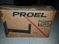 Protel wall mouant stand