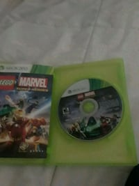 Xbox 360 lego marvel super heroes with case Adrian, 49221