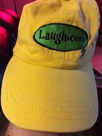 Yellow cap from Just for Laughs Festival-Brand New Never Worn Toronto, M3H 5W9