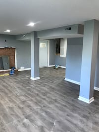 Painting hardwood installed and bathrooms remodeling Sterling