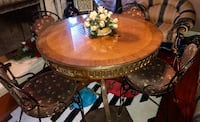 Need it gone ASAP! Gorgeous ornate dining set  Markham, L3P 6X4