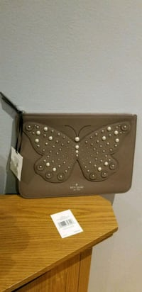 NEW Kate Spade Larchmont Avenue Butterfly Gia