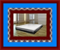 Singlesided pillowtop mattress with box all size  Gaithersburg