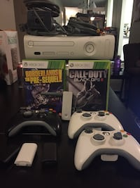 XBOX 360 120GB, HDMI output compatible, used, Houston, 77030