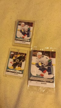 Various hockey cards available  London, N5W