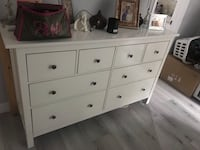 Ikea white dresser in a very good condition Montrose, 91020