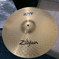 """New Zildjian 18"""" ZHT Fast Crash Cymbal for Drums Linden"""