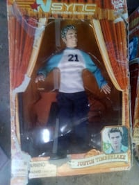 Complete N'Sync Marionette set. Norman, 73026