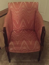 Pink decorative chair Sandy Springs, 30350