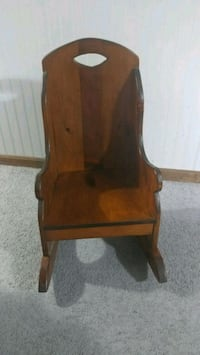 Wooden Rocking Chair Absecon, 08205