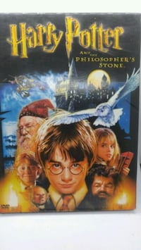 Harry potter 2 disc dvd set Vancouver, V5N 1H3