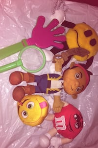 Toys all Disney toys for the little one to have fun North Las Vegas, 89030