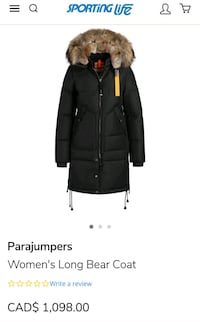 Authentic Parajumper jacket brand new with tags Toronto, M3N 2T8
